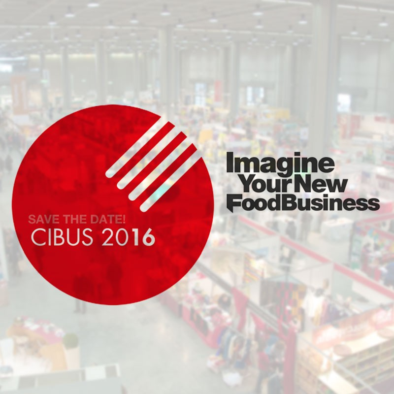 We will be at Cibus 2016 in Parma May 9 to 12 ! (preview)
