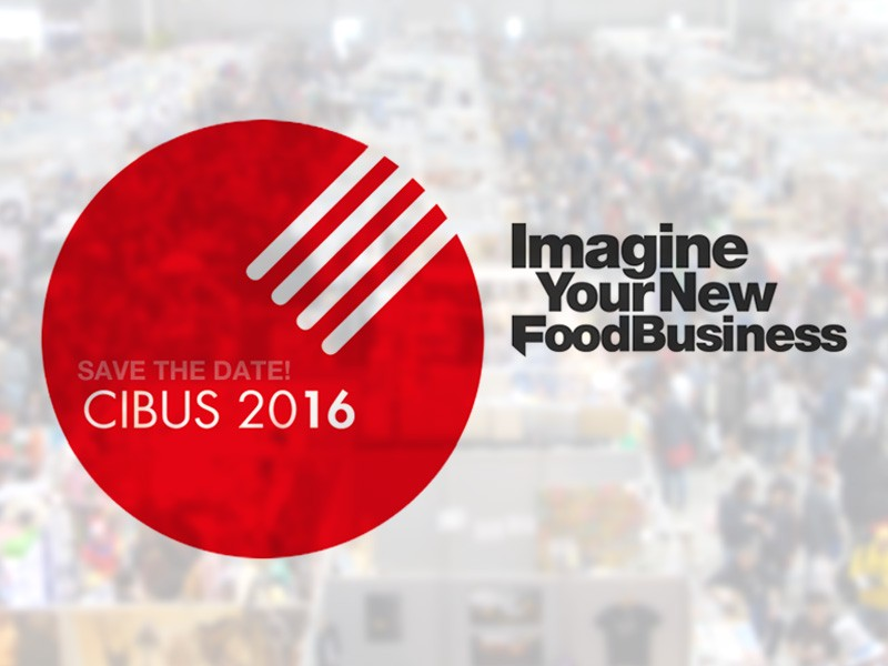 CIBUS 2016:  We are  present! (preview)